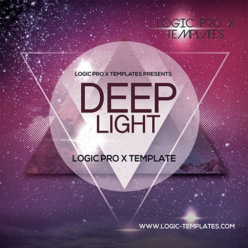 Deep Light Logic Pro X Template