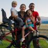 This family takes an epic bike ride