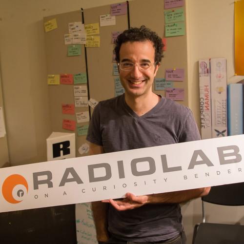 Radiowaves - 2 - Jad Abumrad