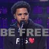 J. Cole- Be Free (On  David Letterman)