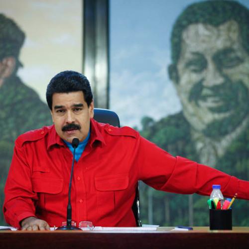 Venezuela: Politics, Justice & Democracy (Lp12122014)