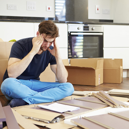 Darf man Ikea Möbel zurückgeben, weil man die Anleitung nicht versteht?