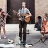 Musicisti di strada a Modena