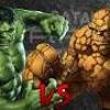 Hulk Vs La Cosa-Épicas Batallas De Rap Del Frikismo-Keyblade Ft ZetaEme