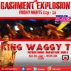 Bashment Explosion Album Cover