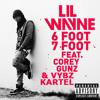 Lil Wayne 6 Foot 7 Foot Remix Ft Vybz Kartel Mp3