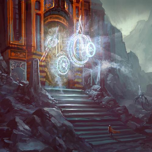 Portail vers un Autre Monde (Gate to Another World)