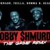 P110 - Tornado, Trilla, Bomma B & Deadly - #BobbyShmurdaGrimeRemix [Hood Video]