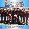Tamborazo Santa Cruz- El Novillo Despuntado Portada del disco