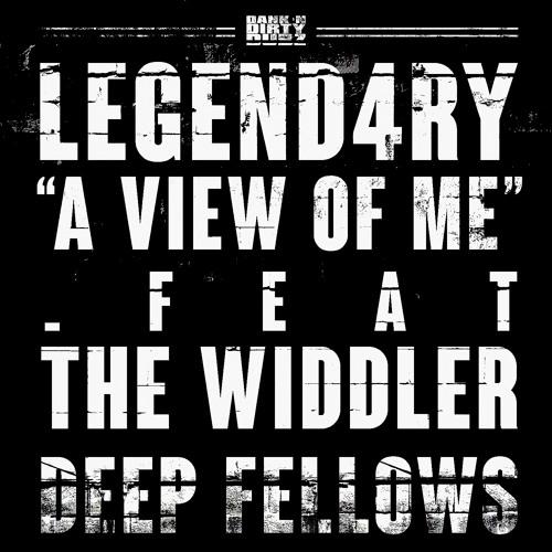 [DANK022] Legend4ry ft. The Widdler & Deep Fellows - A View of Me LP [OUT NOW!!!]