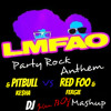 PARTY ROCK!! ULTIMATE MASHUP! (DJ JOHAN BOY)Ke$ha Ft. Pitbull, Fergie, Red Foo