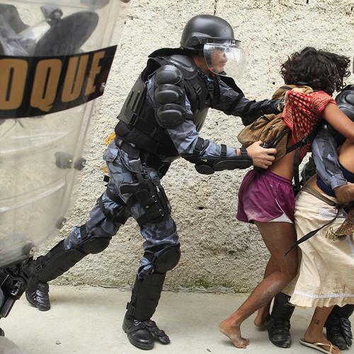 Brian Mier follows a trail of unarmed, dead black teenagers, from Ferguson to Brazil.