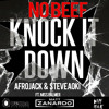 Matt Zanardo vs Afrojack & Steve Aoki - Knock It Down vs No Beef (Hardwell Mashup)