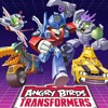 Angry birds transformers  cut scene music / yes I'm the first one to have this music
