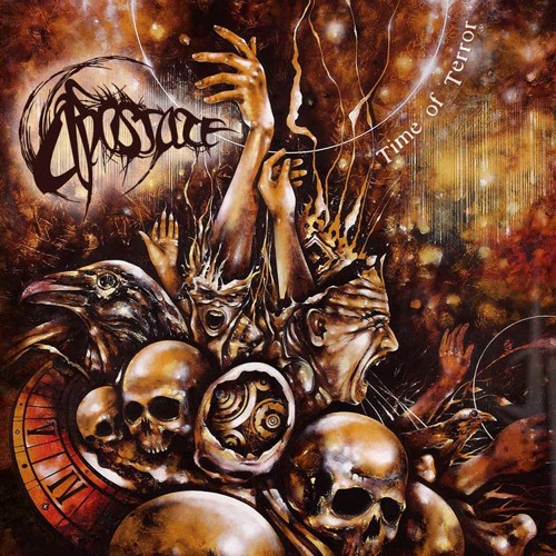 """APOSTATE 2015 """"Pain Served Slow"""""""