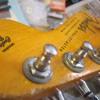 Real '64 Strat, Fender Fat 50's pickups