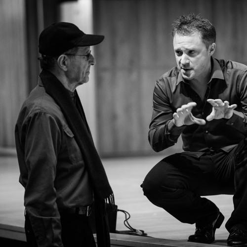 Colin Currie Group: Steve Reich - Quartet (excerpt)