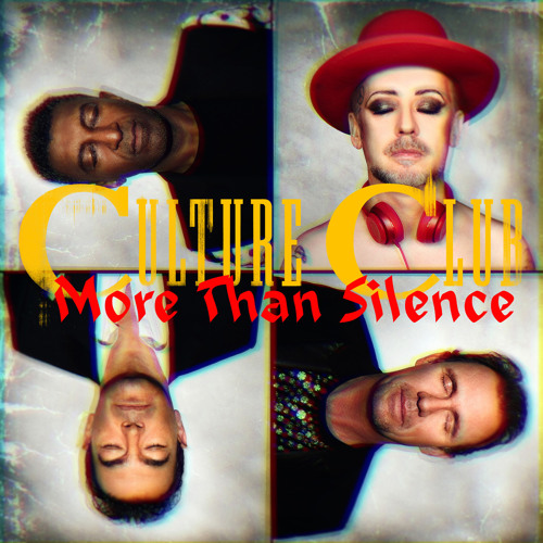 Culture Club - More Than Silence (Boy George & Roland Faber Remix)