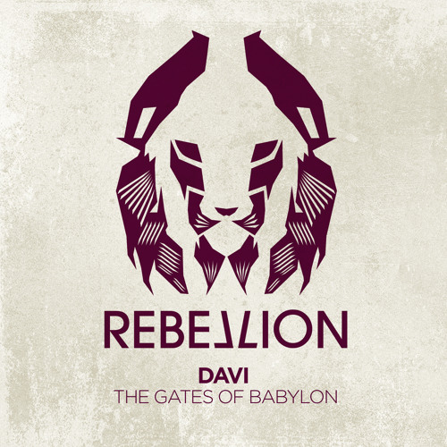 RBL021 DAVI - The Gates Of Babylon EP