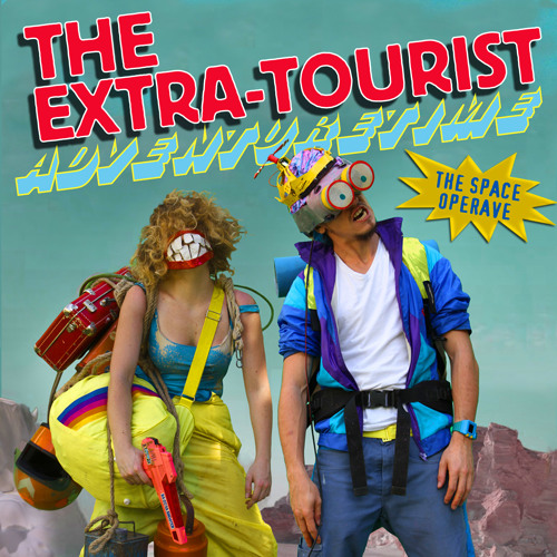 Extra-Tourist - Adventure Time