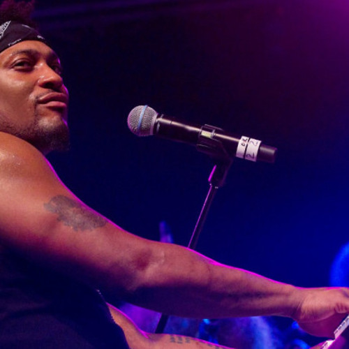 D'Angelo (Live at AFROPUNK Fest 2014)