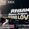 House Project Dj Cleiton Feat Rhiana - We Found Love (Extended