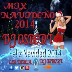 Mix Navideño 2014 - Dj Osbert