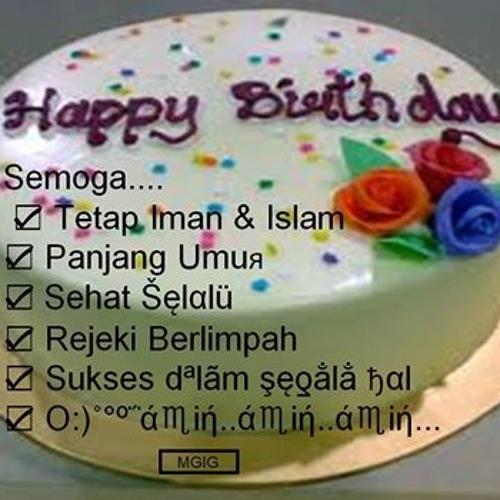 Selamat Ulang Tahun By Jamrud By Prasetio Adhi