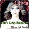 Olivia Newton-John - Don't Stop Believin' (Mirror Ball Remix)