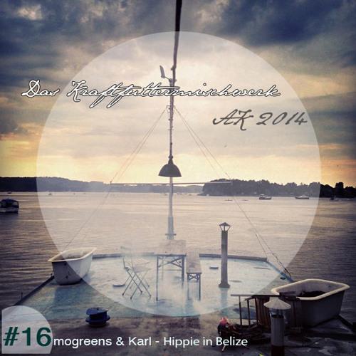 2014 #16: mogreens & Karl -  Hippie In Belize