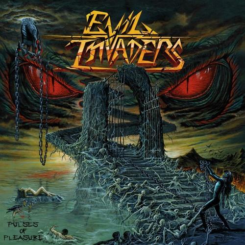EVIL INVADERS - Fast, Loud 'n' Rude