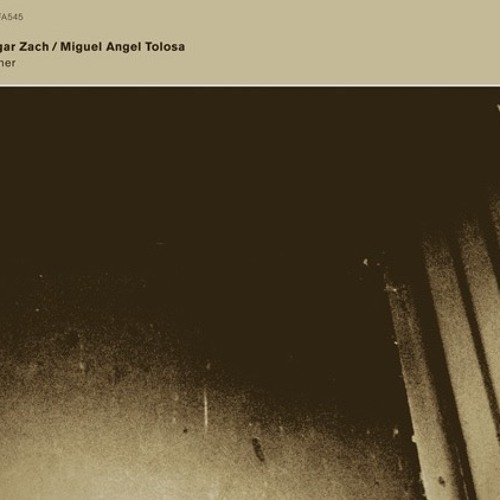 OFFWALL - Ingar Zach / Miguel Angel Tolosa