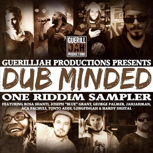 Dub Minded Riddim feat. V.A. - Promomix [GP004 / 2014 / digital download]