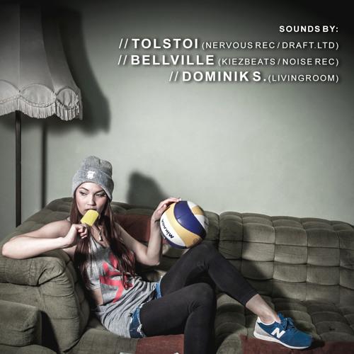 Tolstoi & Dominik S. - Living Room @ Reineke Fuchs CD 22.02.14