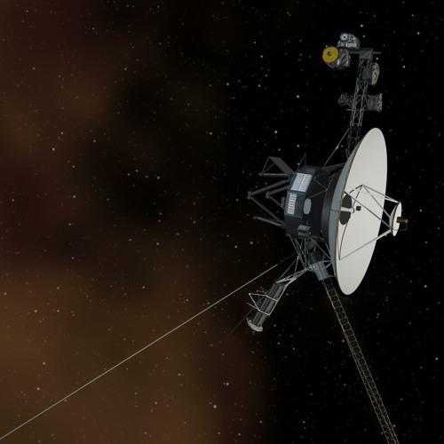 """Voyager 1: Three """"Tsunami Waves"""" in Interstellar Space"""