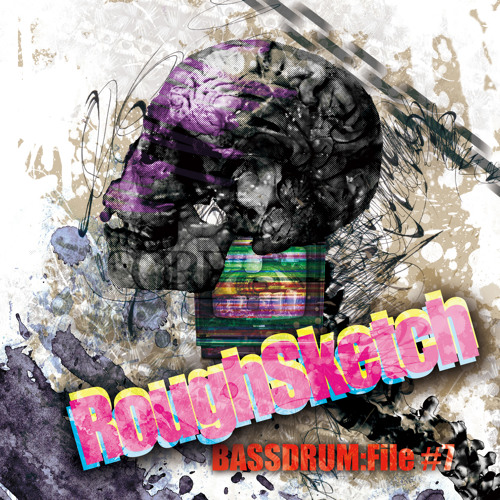 MURCD-036 / RoughSketch - BASSDRUM:File #7 (OUT NOW!!!)