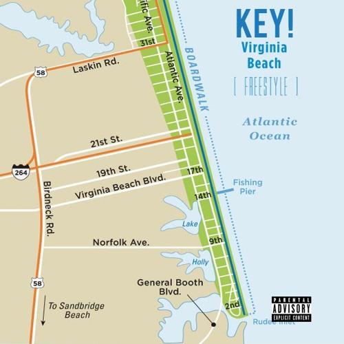 KEY! - VA Beach Freestyle (prod. slade da monsta)