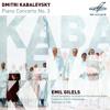 Emil Gilels - Kabalevsky: Piano Concerto No. 3
