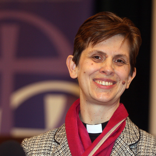 The C of E's first woman bishop - Rev'd Libby Lane