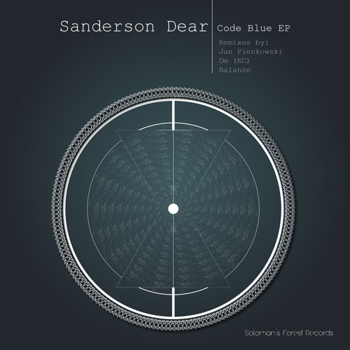 Sanderson Dear - Code Blue  (Jan Pienkowski's Human Heart Remix)[Full Version]