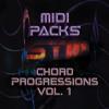 Chord Progressions Vol. 1 - 50 MIDI Files