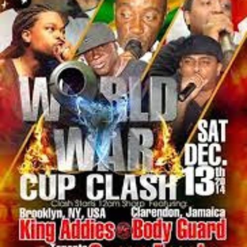 World War Cup Clash 2014 - King Addies vs Bodyguard vs Super Fresh