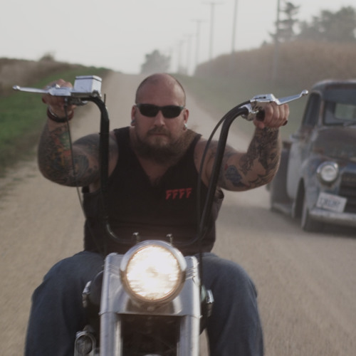 "Biker Jason ""Bulldog"" Mroz on ""Sons of Anarchy"" and your image vs. self-perception"