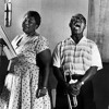 Cheek to Cheek - Ella Fitzgerald and Louis Armstrong