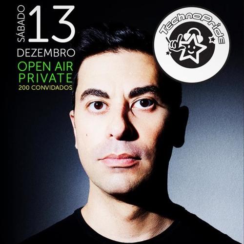 Technopride Private 13.12.2014 - 3 Decks & a 303 Set