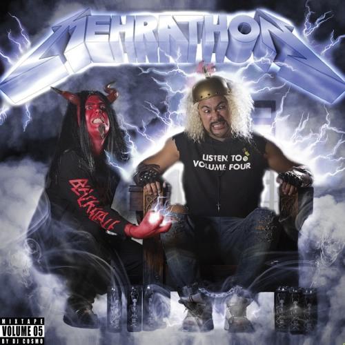 Mehrathon 80's Metal Mixtape Vol 5 Dj Cosmo