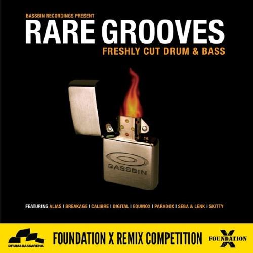 Sweet Vibrations -- Foundation X -- Remix Comp