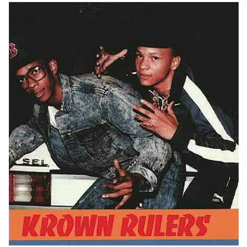 Krown Rulers The Krown Rulers Paper Chase