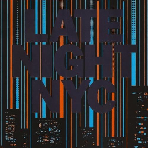 Late Night NYC Mix #4 - Luca Bacchetti