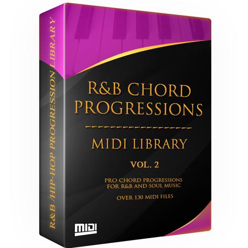 R&B Chord Progressions Vol.2